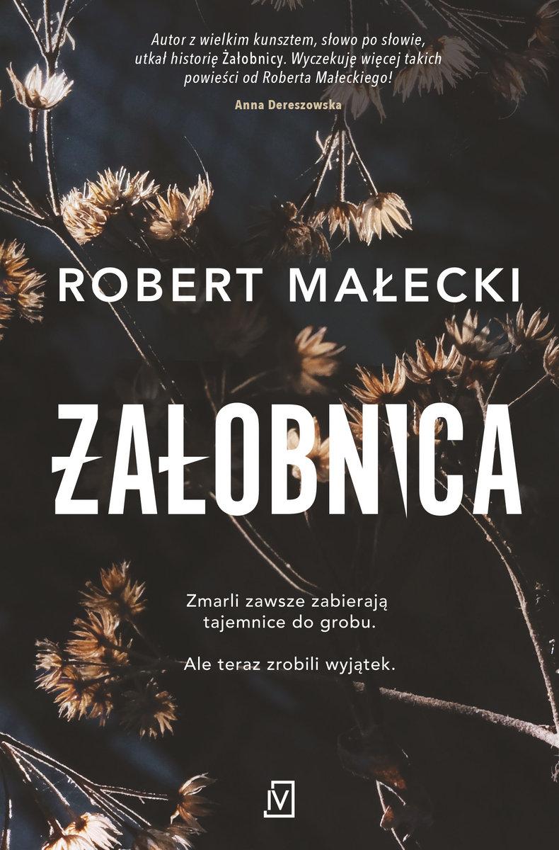 Książka Roberta Małeckiego